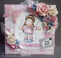Love is in the Air, With Love Collection 2013, Magnolia stamps