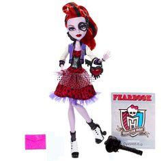 Papusa Operetta Monster High X4636  Papusa face parte din colectia Picture Day – Ziua Pozelor  Monster High  produsa de Mattel  Pachetul include papusa Operetta, un accesoriu jucarie , jurnal, portofel de jucarie si perie de par.  Dimensiuni papusa: 30 cm