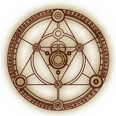 Thaumaturgy symbol , one of my favorites: