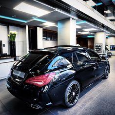 DRIVING BENZES — Mercedes-Benz CLA Shooting Brake (Instagram...