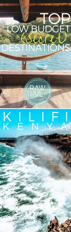 It is impossible not to fall in love with this place. The coastal town of Kilifi lies on the East Coast of Kenya and it pure magic. Theres is tonnes to do in Kilifi, including snorkeling and scuba diving for the water lovers, dhow sailing and kayaking for the adventurous, as well as village tours for the curious. Oh, and did we mention bioluminescence? Bucket list: check!