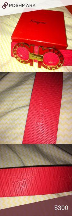 Ferragama belt Brand new Ferragamo Accessories Belts