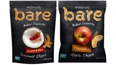 Bare redesign simplifies packaging for taste appeal | Packaging Digest