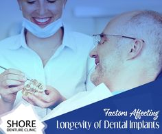 Dentures function optimally when paired with sustainable dental implants. Take a look at how these implants can be adversely affected. Dental Implants, Clinic, Take That