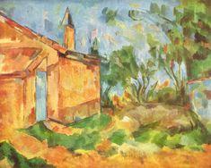 paul cezanne | Fichier:Paul Cézanne 049.jpg