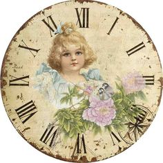Eu Amo Artesanato: Relógios vintagem