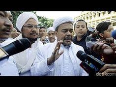 DETIK DETIK Habib Rizieq Tiba di Gedung KKP Untuk Pemeriksaan Kasus Peni...