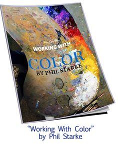 Phil Starke teaches about Color in this Art Guide http://www.philstarkestudio.com/colorbrochureDo you struggle with mixing the colors on your palette? Download this color guide & strengthen those skills.