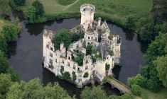 Abandoned Castle. OMG, No Way!!! Why???