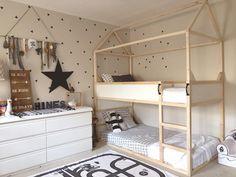15 creative hacks of the Ikea Kura bed