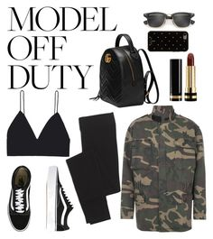 Model off duty contest - Camo Collab 💸 Green Parka Coat, Yeezy By Kanye West, Models Off Duty, Bra Straps, Madewell, Camo, Kate Spade, Gucci, Shoe Bag