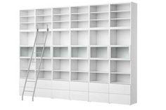 Opgeruimd staat netjes: Ikea Besta opbergen met lades
