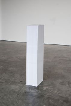 Ceal Floyer, Page 11,083 of 11,083, 2010 (stack of 11, 083 sheets of A4 paper)