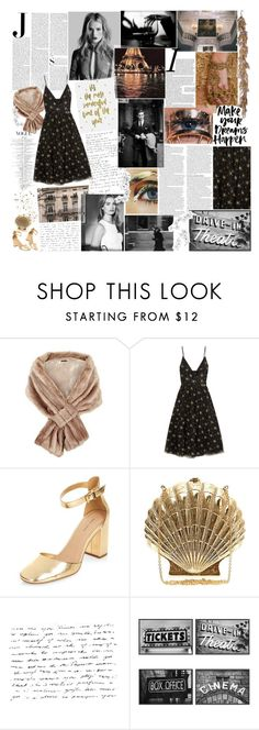 """♡ BOTS; CONTEST 8 - MOVIE PREMIERE ♡"" by heartbreakmotel ❤ liked on Polyvore featuring Vanity Fair, Joe Browns, Valentino, New Look, Charlotte Olympia, ASOS and Pottery Barn"