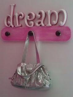 to hang princess clothes