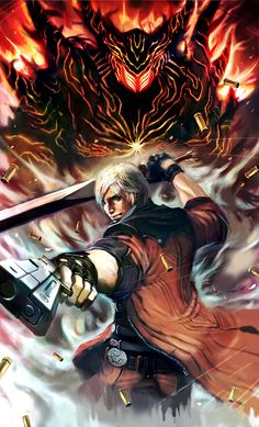 Dante DMC 4 by longai.deviantart.com on @deviantART