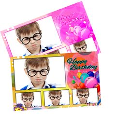Download template fotobooth