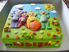 (hopefully) Taylor's birthday cake