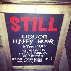 Still Liquor in Seattle, WA