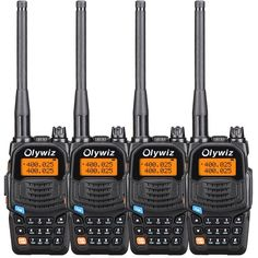 10 Top 10 Best Long Range Walkie Talkies in 2018 images