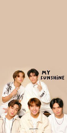 Korean Entertainment Companies, P Wave, Boyfriend Material, My Sunshine, My Boys, Boy Groups, Wallpapers, Entertaining, Memes