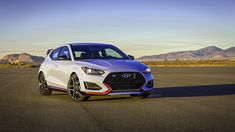 Hyundai Veloster N, tuning version, sports coupe, new Veloster, Hyundai Hyundai Veloster, Veloster Turbo, New Hyundai, City Car, Future Car, Car Wallpapers, Ford Focus, Luxury Cars, Cool Cars