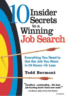 Get The Job You Want  Secrets To A Successful Job Search By
