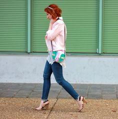 Slanelle Style - Blog mode, musique, DIY, deco, food: Rose macaron