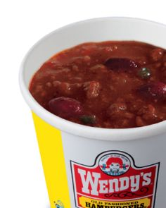 Wendy's Chili | Recipes Lover. this is the one. Oh man, my parents will go nuts.