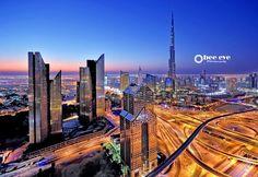 Burj Khalifa, Dubai by Bee Eye Photography