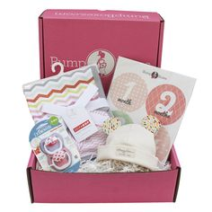 Looking for that perfect newborn baby girl gift? We found the cutest products for your little bundle of joy and curated the best newborn baby gift box!