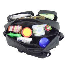Diaper Bag Combo Set (Coyote Brown)