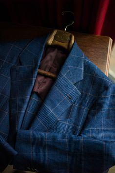 """bntailor: """" Vintage fabric summer jacket www.bntailor.com """""""
