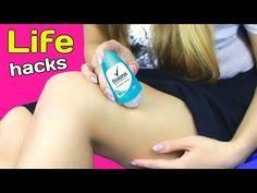7 ЛайфХаков, которые изменят жизнь девушек / BEAUTY LIFE HACKS / Tanya StreLove - YouTube