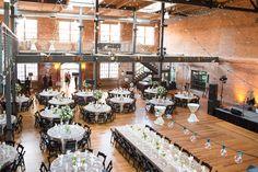 Elegant Southern Wedding at Bay 7 in Durham, NC - Southern Bride & Groom