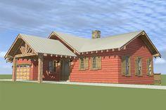 House Plan 64-103. House plans.com