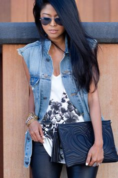 Concert Gear  #Denim #Vests #Graphic #T-Shirts #Clutches