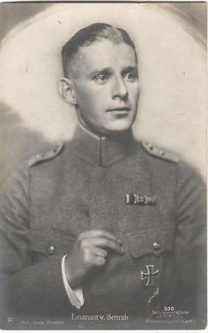 Hans von Freden (1892-03-18 - 1919-10-30) was a German World War I fighter ace with 20 victories.