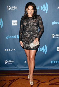 Sara Ramirez. Gorgeous.
