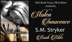 Stolen Innocence by SM Stryker ~ Blitz......Have you got your copy yet? Grab this one and settle in for the holidays. Stolen Innocence by SM Stryker