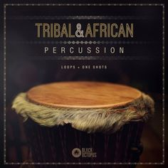 295 loops and one-shots of Tribal and African percussion samples, containing Congas, Balafon, Djembe & Combo loops and more!