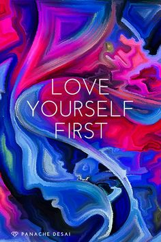 Self-love is the oxygen mask that allows you to love others.