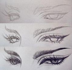 Картинка с тегом «eyes, drawing, and art»