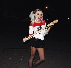 Harley Quinn, nice to meet ya