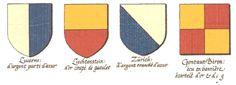 Blason et héraldique (2) - Intellego.fr