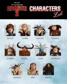 How To Train Your Dragon 2 characters list. Dragon Party, Dragon 2, Toothless Party, Viking Wallpaper, Dreamworks Movies, Hiccup And Astrid, Dragon Trainer, Lets Celebrate, How To Train Your Dragon
