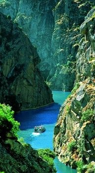 Arribes del Duero Natural Park SPAIN