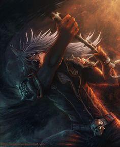 Defense Devil by RIKYDOSANIN.deviantart.com on @deviantART