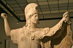 Minerva, Fresco, Archeological Museum of Naples