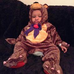 #TBT His first Halloween. My teddy bear  forever. #halloweencostume #firsthalloween #halloween #halloween2013 #baby #babyboy #firstborn #citymom #milf #mom #boston #throwbackthursday #costume #fall #october #octoberfest #teddybear